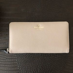 KATE SPADE cobble hill lacey wallet